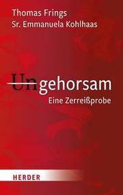 Ungehorsam - Cover