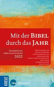 Mit der Bibel durch das Jahr 2022 - Cover