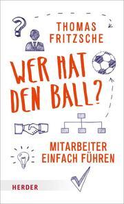 Wer hat den Ball? - Cover