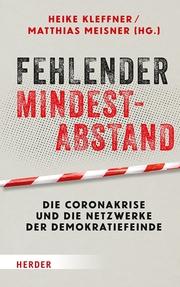 Fehlender Mindestabstand - Cover