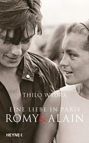 Eine Liebe in Paris - Romy & Alain - Cover