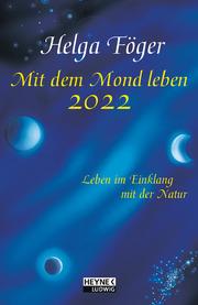 Mit dem Mond leben 2022 - Cover