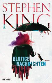 Blutige Nachrichten - Cover