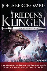 Friedensklingen - Die Klingen-Saga - Cover