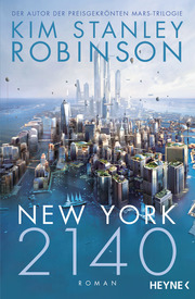 New York 2140 - Cover