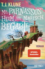 Mr. Parnassus' Heim für magisch Begabte - Cover