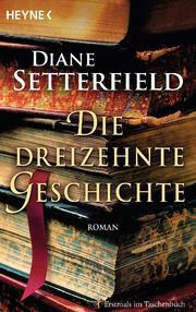 Die dreizehnte Geschichte - Cover