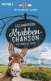 Krabbenchanson - Die Inselköchin ermittelt - Cover