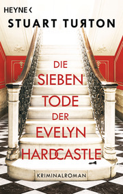 Die sieben Tode der Evelyn Hardcastle - Cover