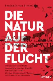 Die Natur auf der Flucht - Cover