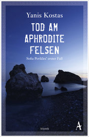 Tod am Aphroditefelsen - Cover