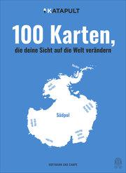100 Karten, die deine Sicht auf die Welt verändern - Cover