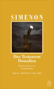 Das Testament Donadieu