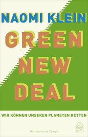 Warum nur ein Green New Deal unseren Planeten retten kann - Cover