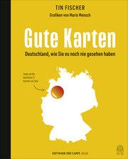 100 Karten, die deine Sicht auf Deutschland verändern