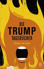 Die Trump-Tagebücher - Cover