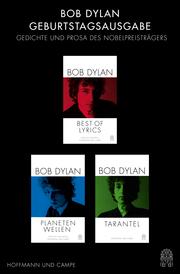 Bob Dylan Geburtstagsausgabe - Gedichte und Prosa des Nobelpreisträgers