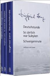 Siegfried Lenz - Seine erfolgreichsten Bücher