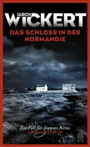 Das Schloss in der Normandie - Cover