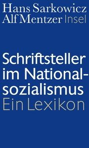Schriftsteller im Nationalsozialismus - Cover