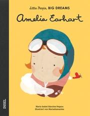 Amelia Earhart - Cover