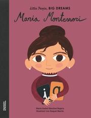 Maria Montessori - Cover