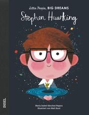 Stephen Hawking - Cover