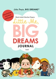 Little People, Big Dreams: Journal - Cover
