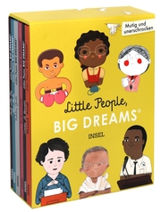 Little People, Big Dreams: Mutig und unerschrocken
