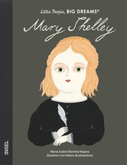 Mary Shelley - Cover