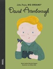 David Attenborough - Cover