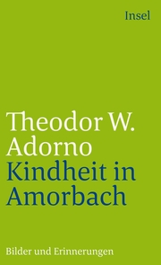 Kindheit in Amorbach - Cover