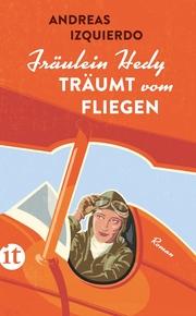 Fräulein Hedy träumt vom Fliegen - Cover