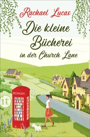 Die kleine Bücherei in der Church Lane - Cover