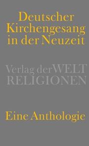 Deutscher Kirchengesang in der Neuzeit