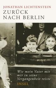 Zurück nach Berlin - Cover