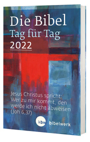 Die Bibel Tag für Tag 2022 - Cover
