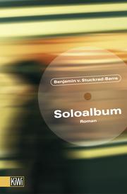 Soloalbum - Cover