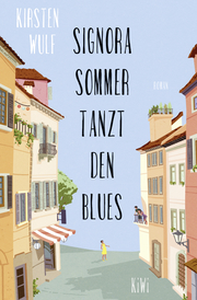 Signora Sommer tanzt den Blues - Cover
