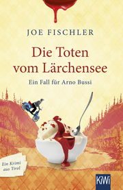 Die Toten vom Lärchensee - Cover