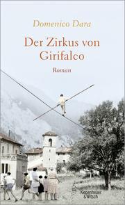Der Zirkus von Girifalco - Cover