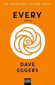 Every (deutsche Ausgabe) - Cover