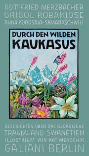 Durch den wilden Kaukasus - Cover
