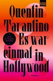 Es war einmal in Hollywood - Cover