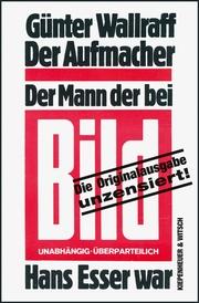 Der Aufmacher - Cover