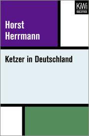 Ketzer in Deutschland - Cover
