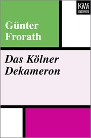 Das Kölner Dekameron
