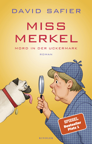 Miss Merkel - Cover