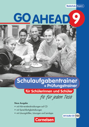 Go Ahead - Sechsstufige Realschule in Bayern - Cover