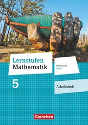 Lernstufen Mathematik - Mittelschule Bayern 2017 - Cover